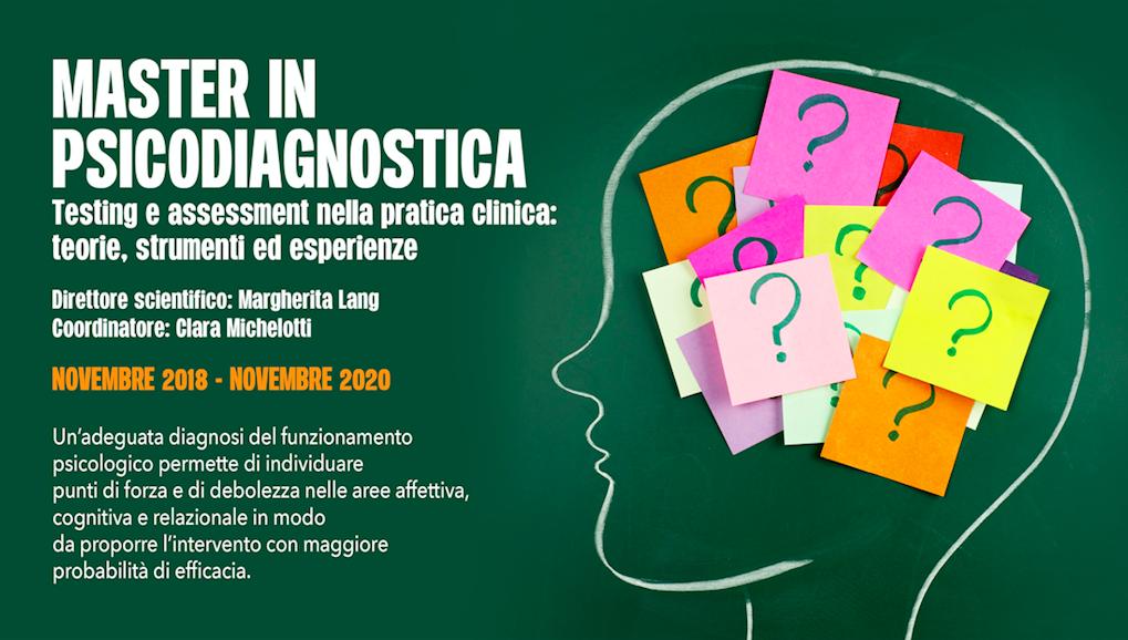 Master In Psicodiagnostica