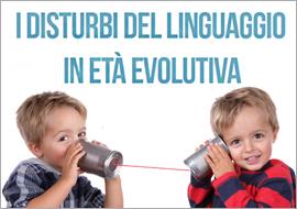 Disturbi linguaggio eta evolutiva