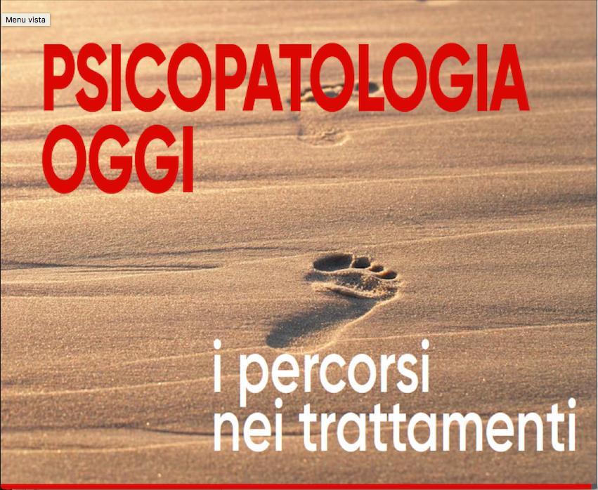 """Master """"Psicopatologia Oggi, I Percorsi Nei Trattamenti"""" – Edizione 2020"""