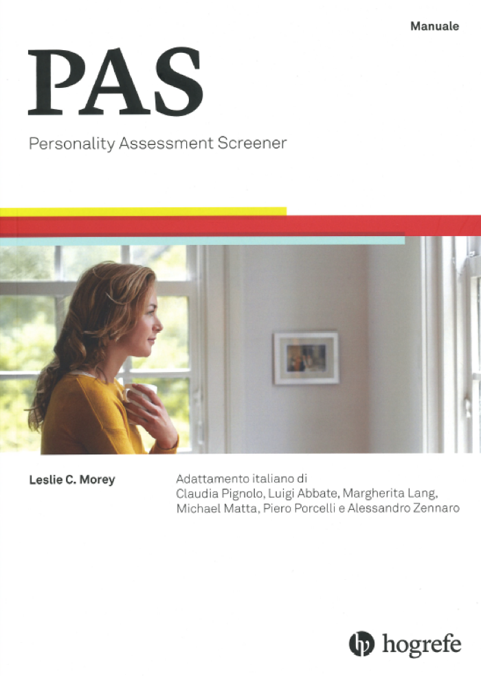 PAS – Personality Assessment Screener